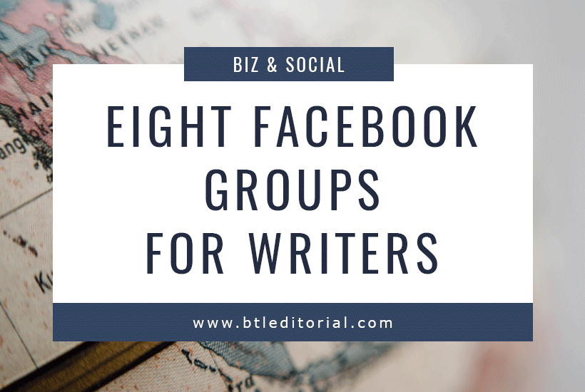 Facebook Groups for Writers