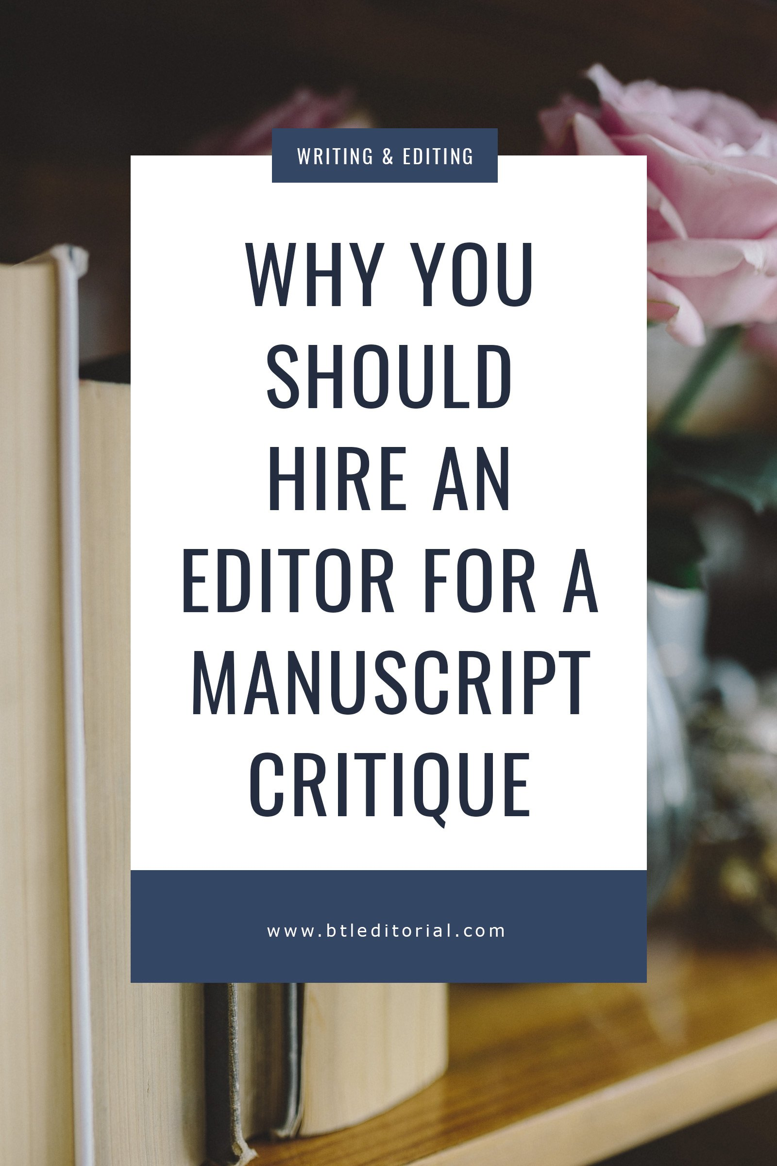 Why You Should Consider a Manuscript Critique for Your Next Project | Between the Lines Editorial