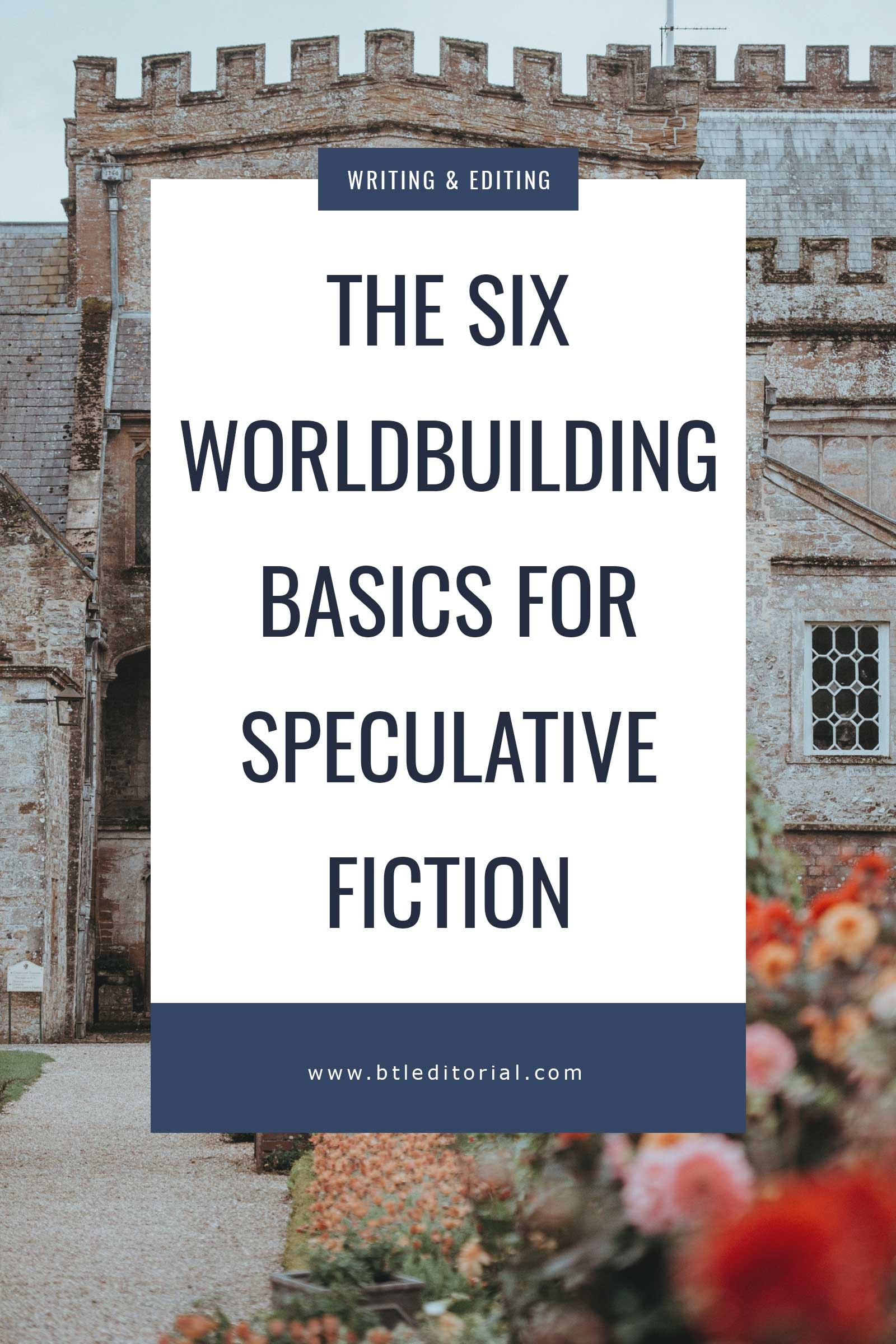 Six Worldbuilding Basics for Speculative Fiction   Between the Lines Editorial