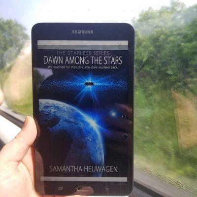 Dawn Among the Stars by Samantha Heuwagen