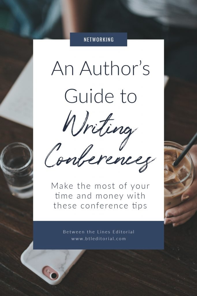 Learn about writing conferences, including what to bring to a conference, how to choose panels, and how to choose the right conference