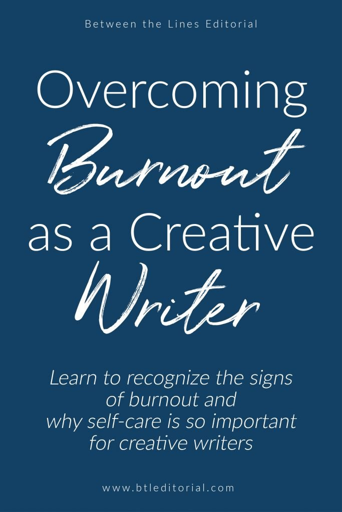 Conquering burnout is so important to continued creative output and fulfillment. Yet, it's so hard to overcome. Learn the signs of burnout and how to practice self-care a a writer.