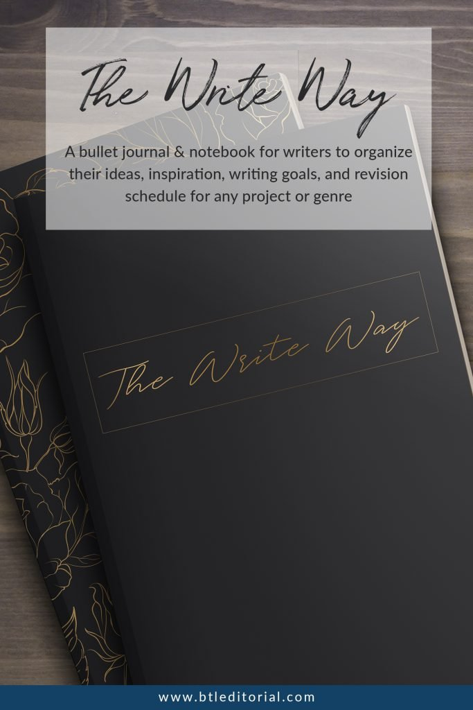 Writer's Notebook on Amazon