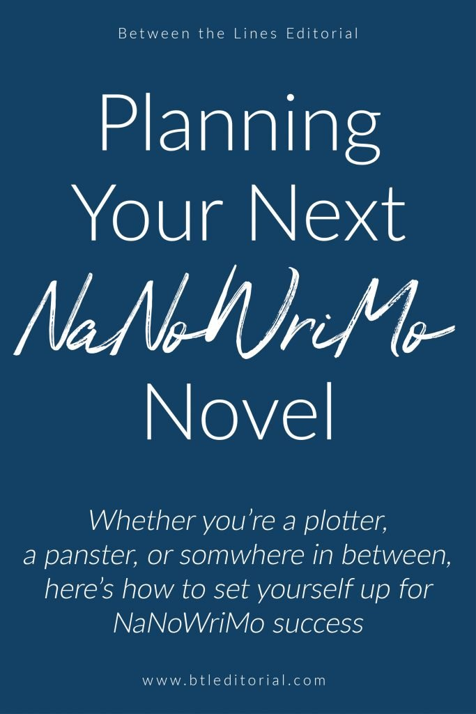 Planning a NaNoWriMo novel? Here's how you can get started | productivity, creative writing, creative writing tips, NaNoWriMo tips