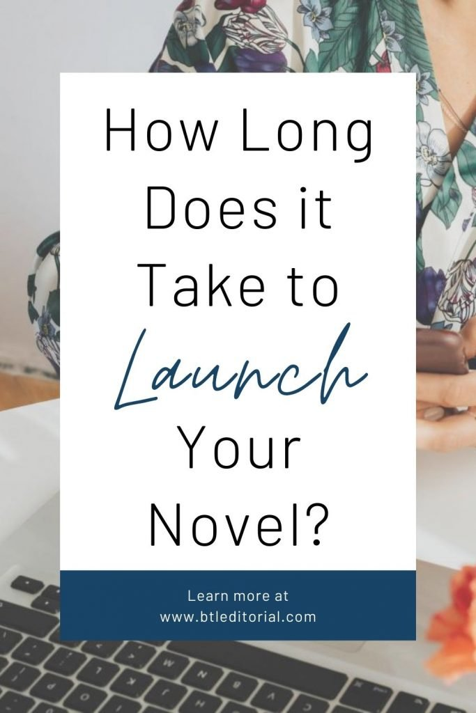 Building a Book Launch Timeline to Self-Publish Your Novel - Between the Lines Editorial
